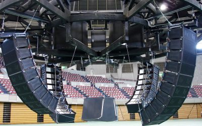Line Array Audio