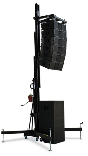 line array audio speakers