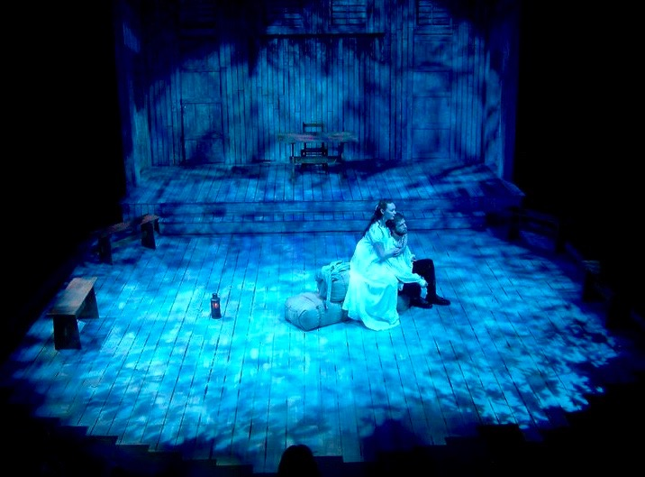 performance arts lighting