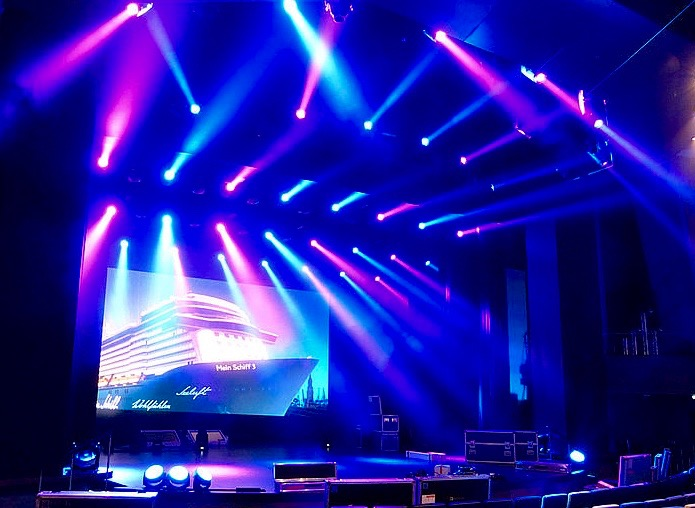 professional production lighting