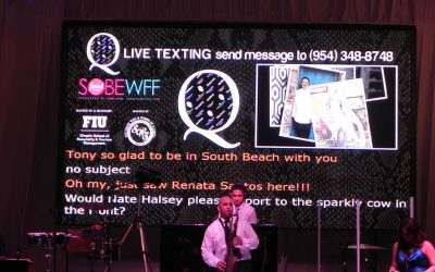 Live Text Messaging